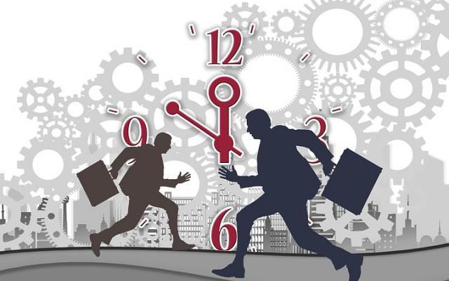Duitse studies meten stress-reductie bij werknemers