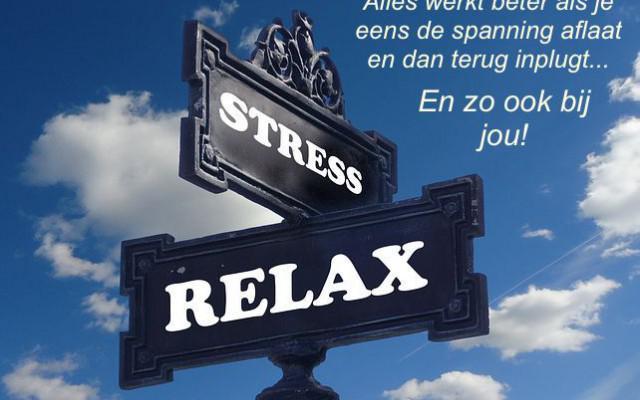 Heb jij ook last van spierspanningen, stress en vermoeidheid?